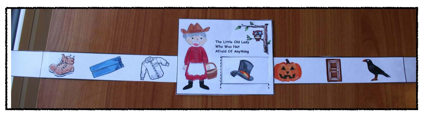 activities for The little old lady who wasnt afraid of anything, pumpkin crafts, pumpkin stories, scarecrow crafts, scarecrow stories, Halloween activities, Halloween stories, halloween crafts, storytelling sliders
