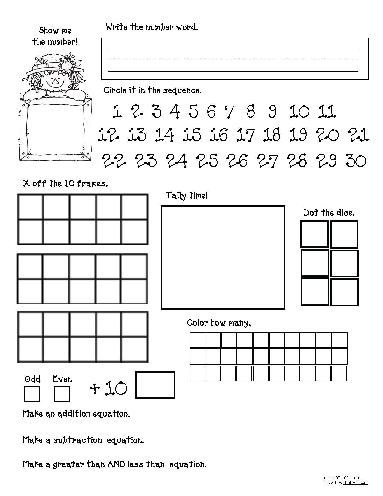 common core math kindergarten, common core math 1st grade, ordinal numbers, skip counting, odd and even, counting to 100, counting to 120, place value activities, fact family activities, Pilgrim activities, turkey activities, math games, 10 frames, thanksgving games