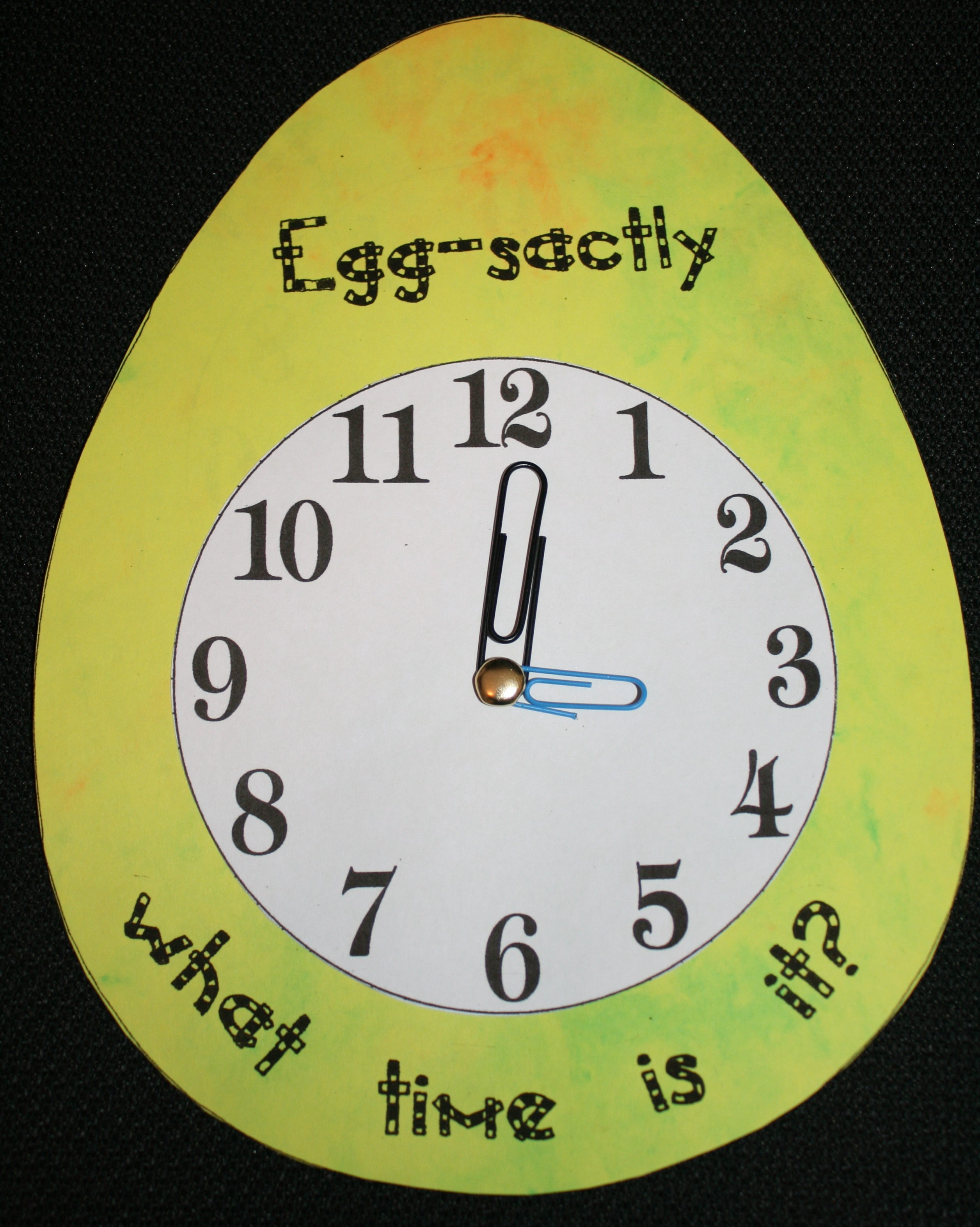 egg clock, clock template, clock pattern, teaching time, time activities, time cards, time flashcards, digital time, analog time, digital time flashcards, analog time flashcards, activities for teaching time, time games, clock games,