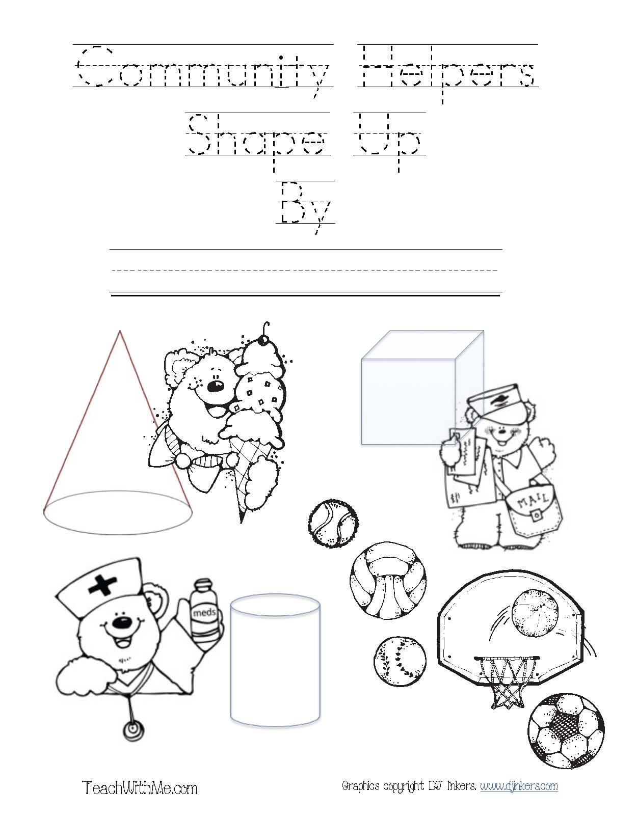 2D shapes, hexagon activities, shape activities, 2D shape activities, 2D shape lessons, shape booklet, easy reader booklet shapes, common core shapes, pentagon activities, octagon activities, Daily 5
