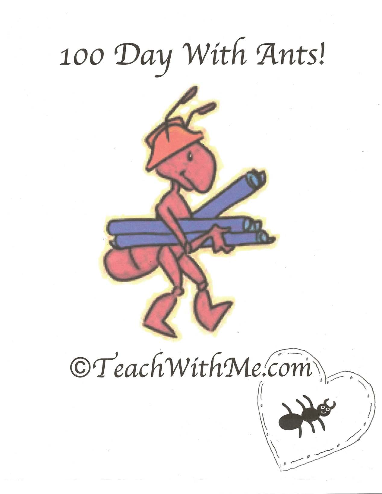 ant activities, ant crafts, the ants go marching song, the ants go marching video, ant lesson, 100 day activities, 100 day lessons, ideas for 100 day, 100 day crafts, 100 day centers, hippo activities, caterpillar activities, the very hungry caterpillar activities, ants in your pants craft, train activities, 100 day games,