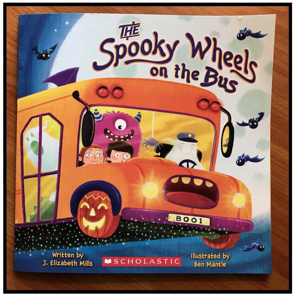 halloween activities, halloween songs, halloween books, halloween stories, halloween crafts, the spooky wheels on the bus story, activities to go with the spooky wheels on the bus