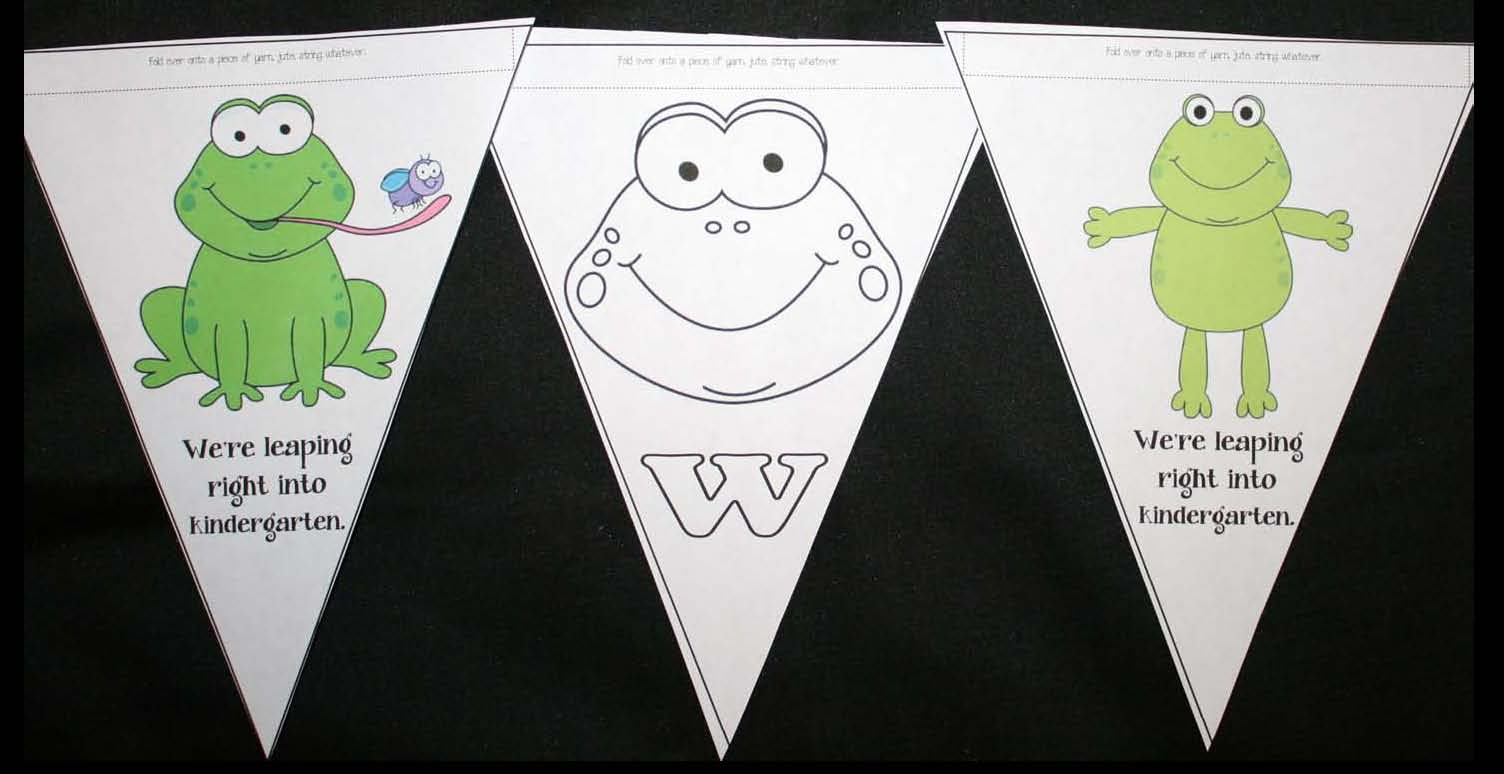 look whos leaping activities, frog crafts, welcome banners for back to school, frog banners, pennant templates, frog writing prompts, back to school crafts, back to school treats, back to school ideas, back to school bulletin boards, back to school activities, back to school writing prompts, end of the year writing prompts, end of the year activities, end of they year memory books, end of the year bulletin boards, summer writing prompts, end of the year crafts, free school certificates, certificates, brag bracelets, slap bracelets, bookmarks, free bookmarks, coloring pages
