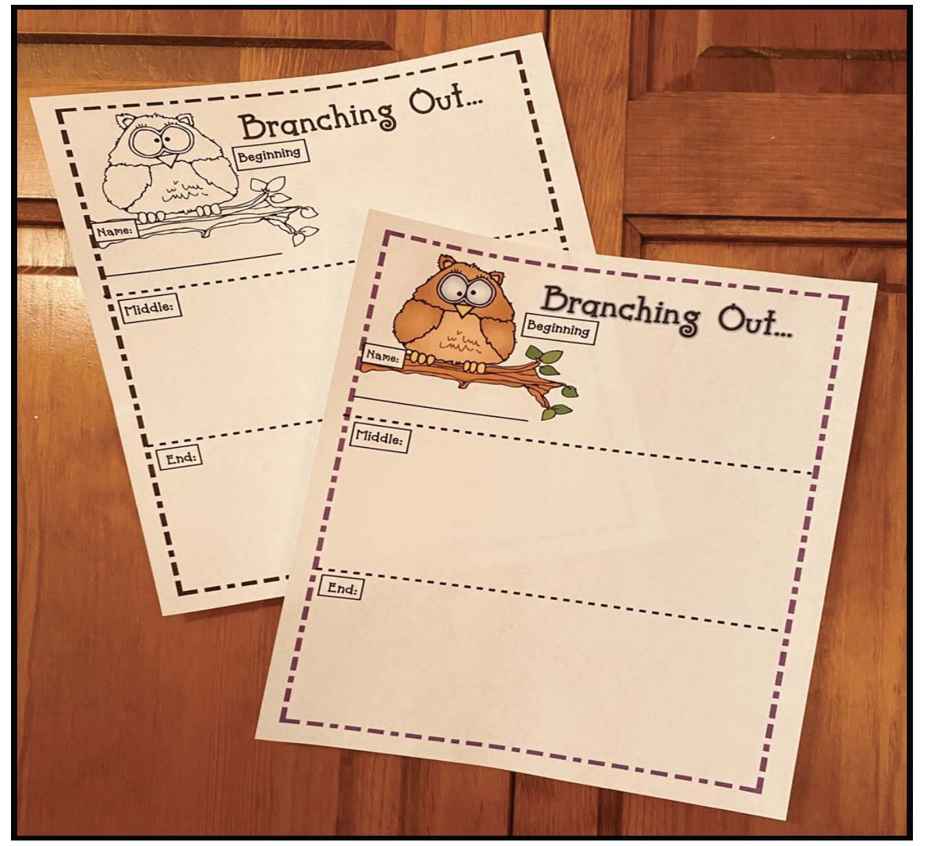 activities for Stellaluna, bat activities, bat centers, literacy centers for October, bat bulletin board, Stellaluna craft, writing prompts for October, sequencing & retelling a story activities