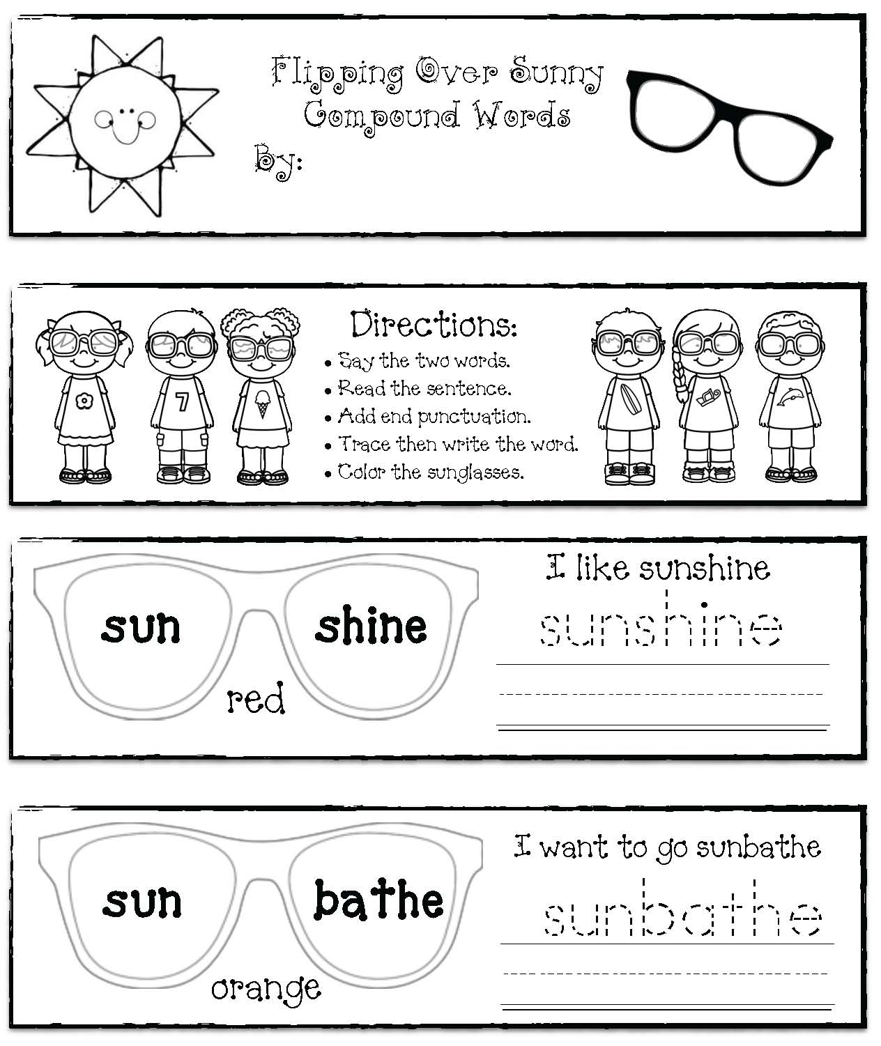 groundhog activities, groundhog crafts, groundhog games, groundhog math activities, groundhog centers, groundhog reading activities, groundhog word work, gr blend activities, compound word activities, gr digraph activities