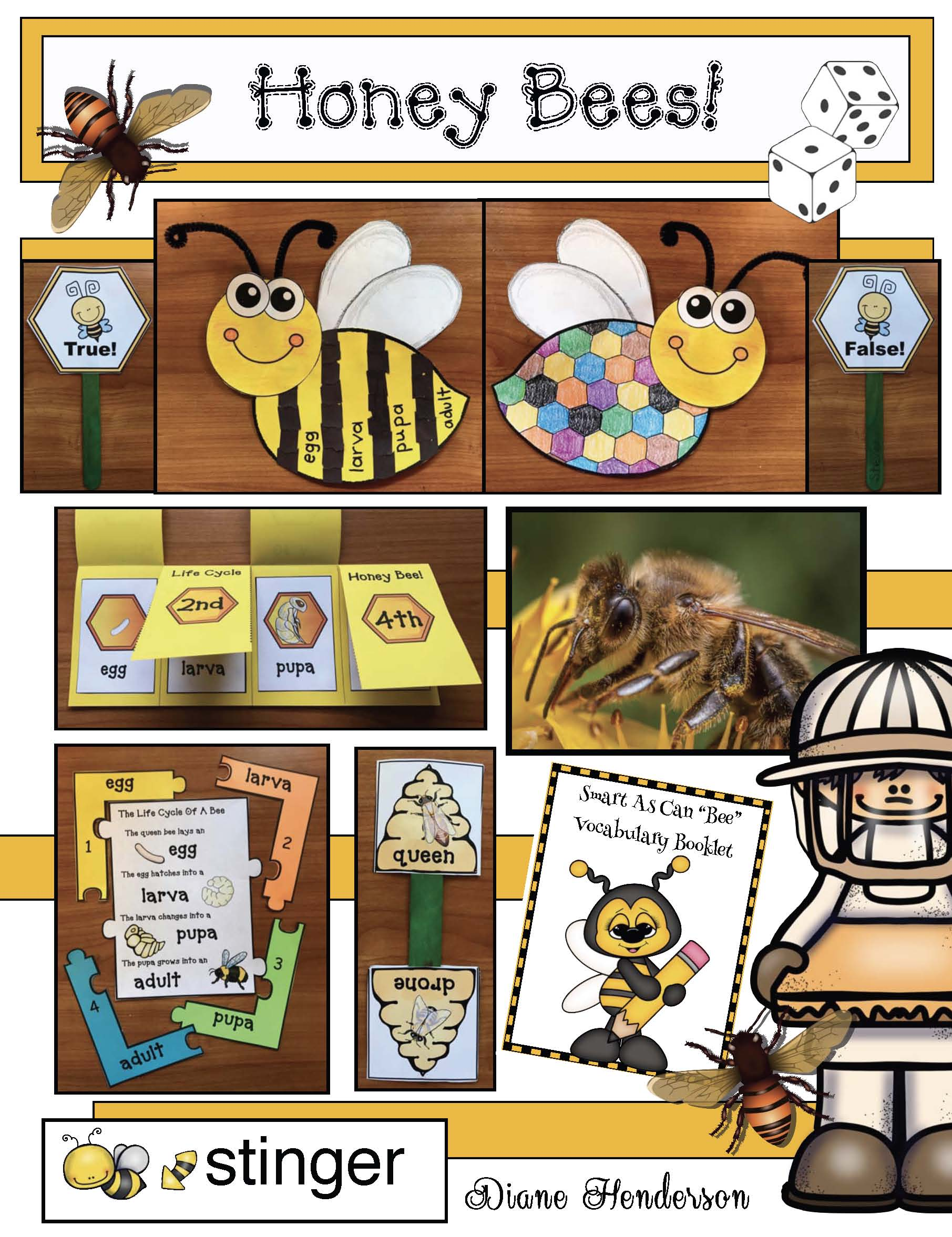 cov Honey Bee packet 2 copy