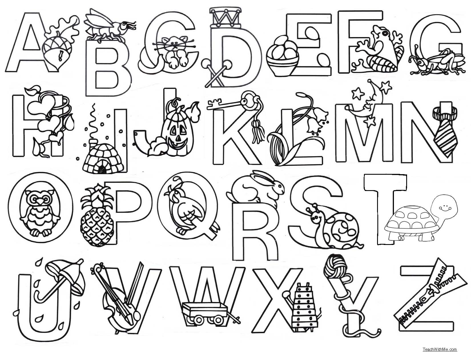 emergent reader alphabet booklet, alphabet booklets, student made alphabet booklets, alphabet poster
