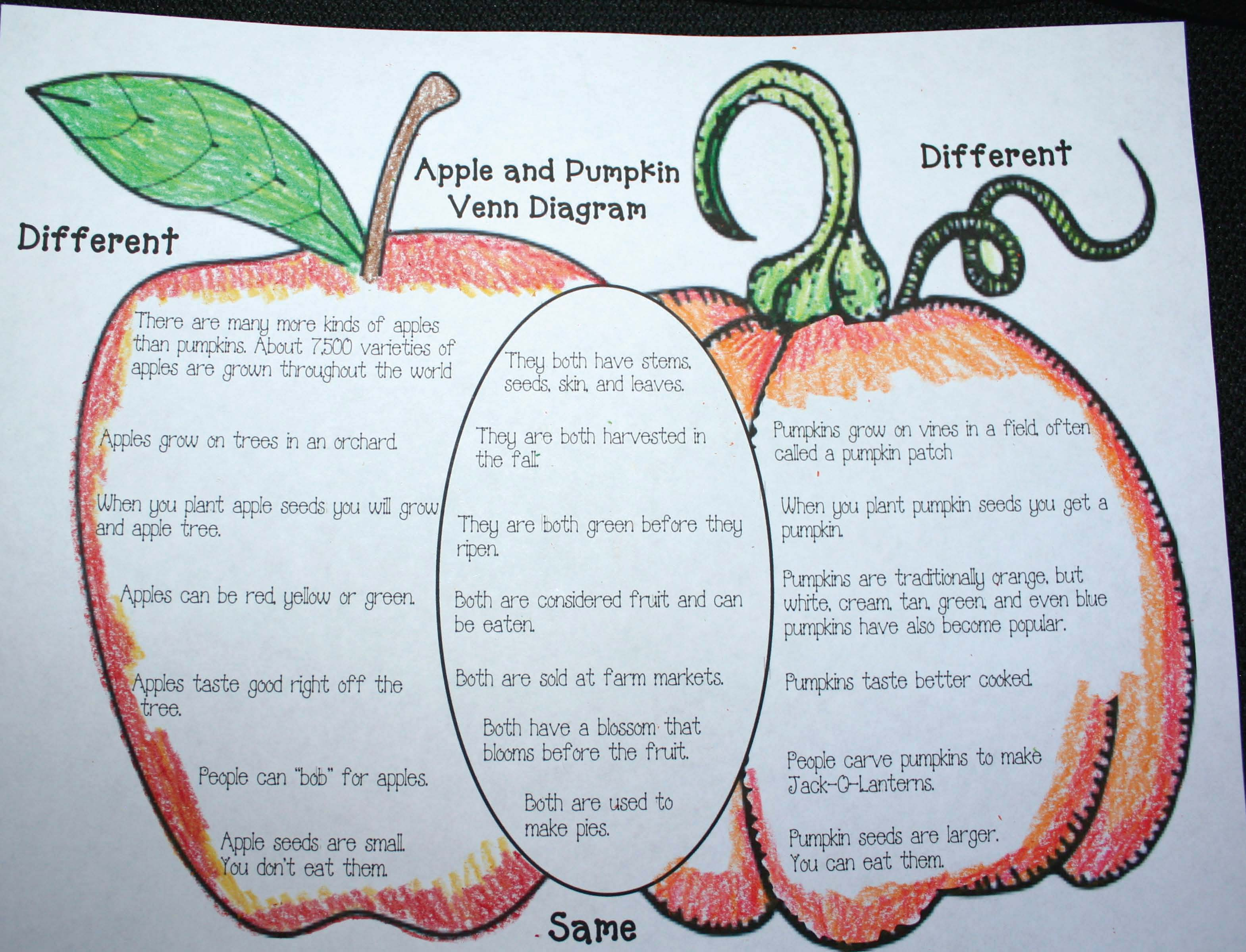 apple glyph, scarecrow glyph, pumpkin glyph, pumpkin activities, assessing listening and following directions, back to school activities, apple activities, scarecrow activities, venn diagrams, apple & pumpkin venn diagrams, scarecrow crafts, apple craftss, getting to know you ice brekers