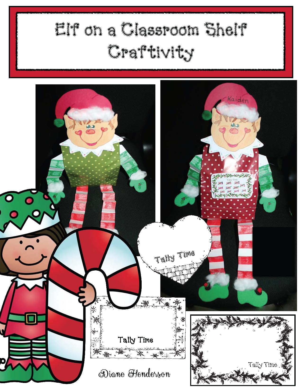 elf on a shelf activities, elf activities, classroom management ideas, elf crafts, christmas crafts