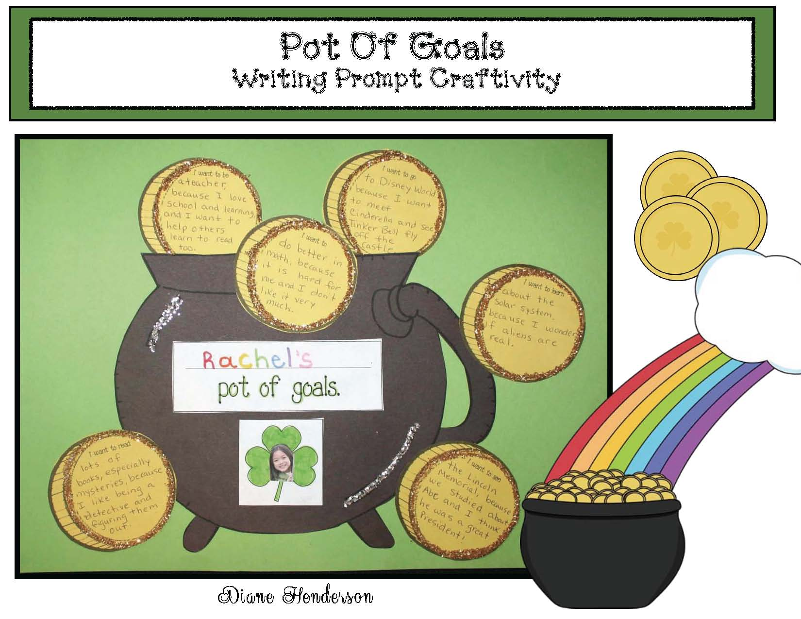 St. Patrick's Day activities, St. Patrick's Day crafts, shamrock glyph, march glyph, Venn Friends, Venn diagrams, st patricks day puzzles, st patricks day games, st patricks day bulletin boards, writing prompts for March
