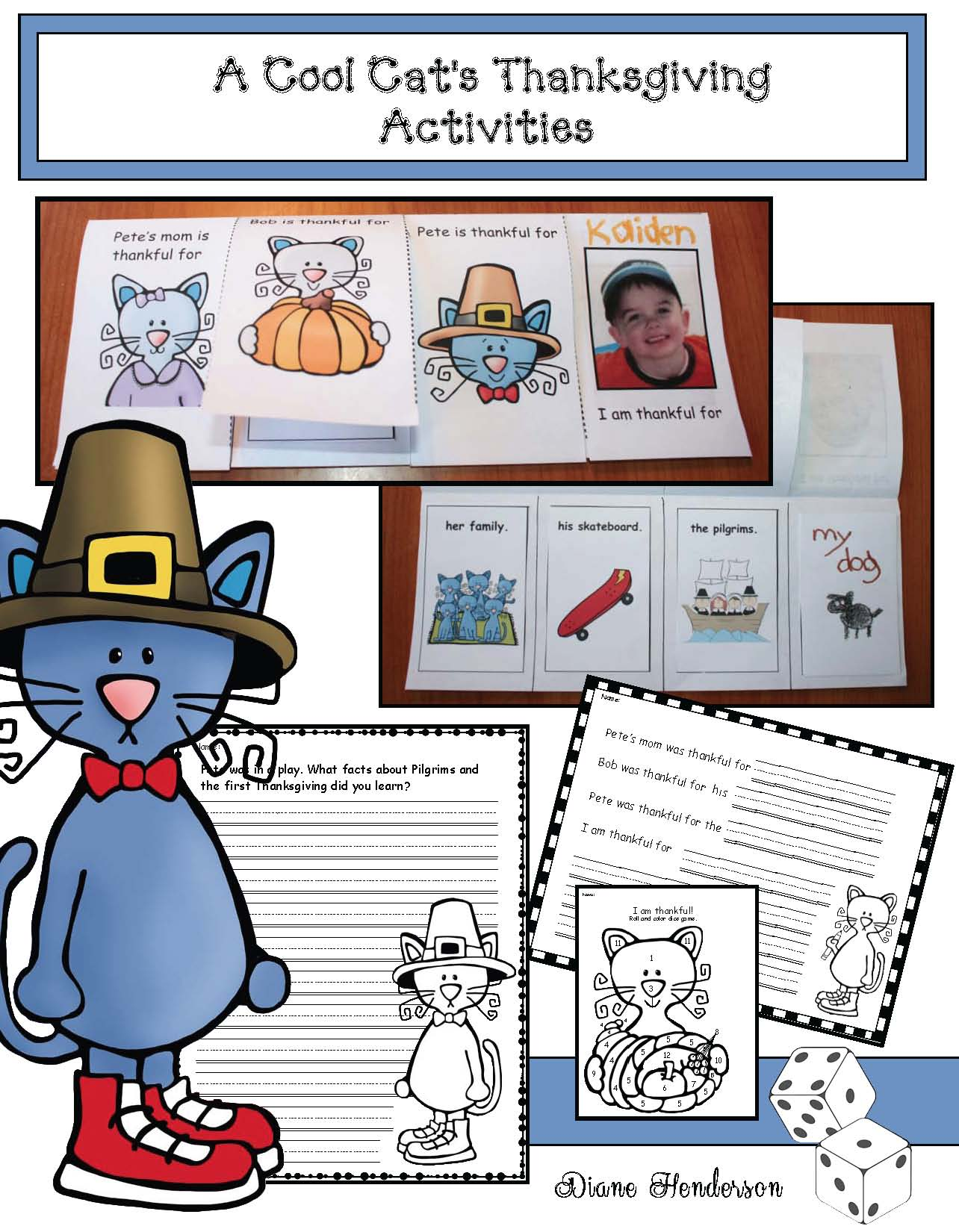 pette the cat activities, pete the cat and the first thanksgiving, thanksgiving activities, thanksgiving games, thanksgiving crafts