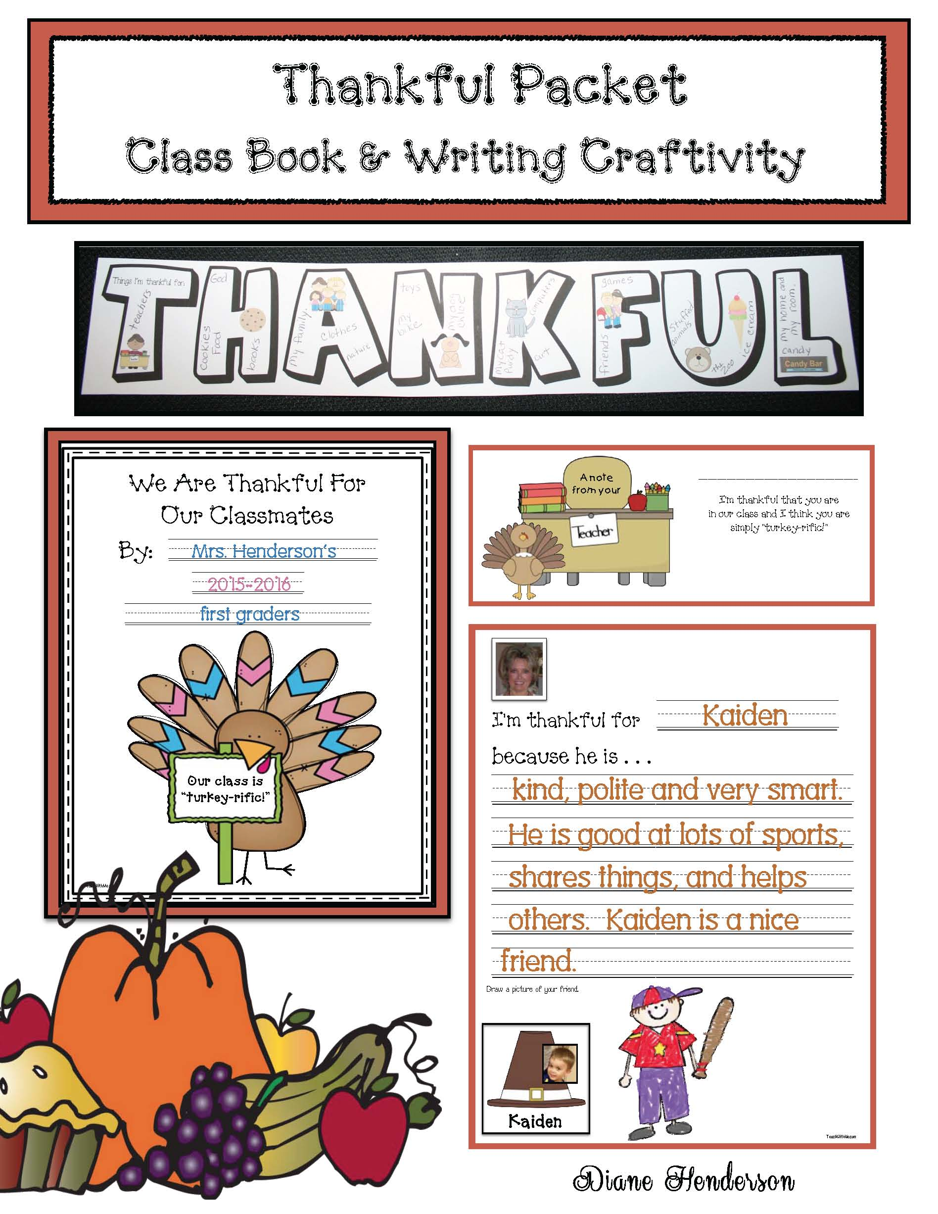 thanksgiving activities, thanksgiving crafts, thanksgiving writing prompts, thanksgiving bulletin board ideas