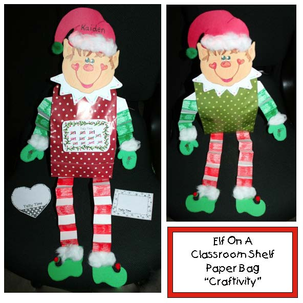 elf on a shelf activities, elf activities, elf crafts, christmas crafts