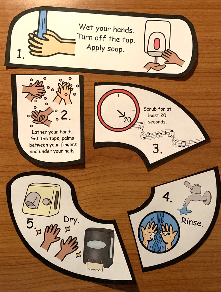 hand washing puzzle pieces, proper hand washing techniques, personal hygiene activities, hand washing song, hand washing puzzle, germ fighting activities, hand washing poster, personal hygiene activities, hand washing puzzle, hand washing centers