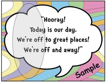 actiities to go with oh the places you'll go, seuss activities, seuss writing prompts, seuss crafts, read across America bulletin boards, end of the year activities, end of the year crafts, end of the year writing prompts,