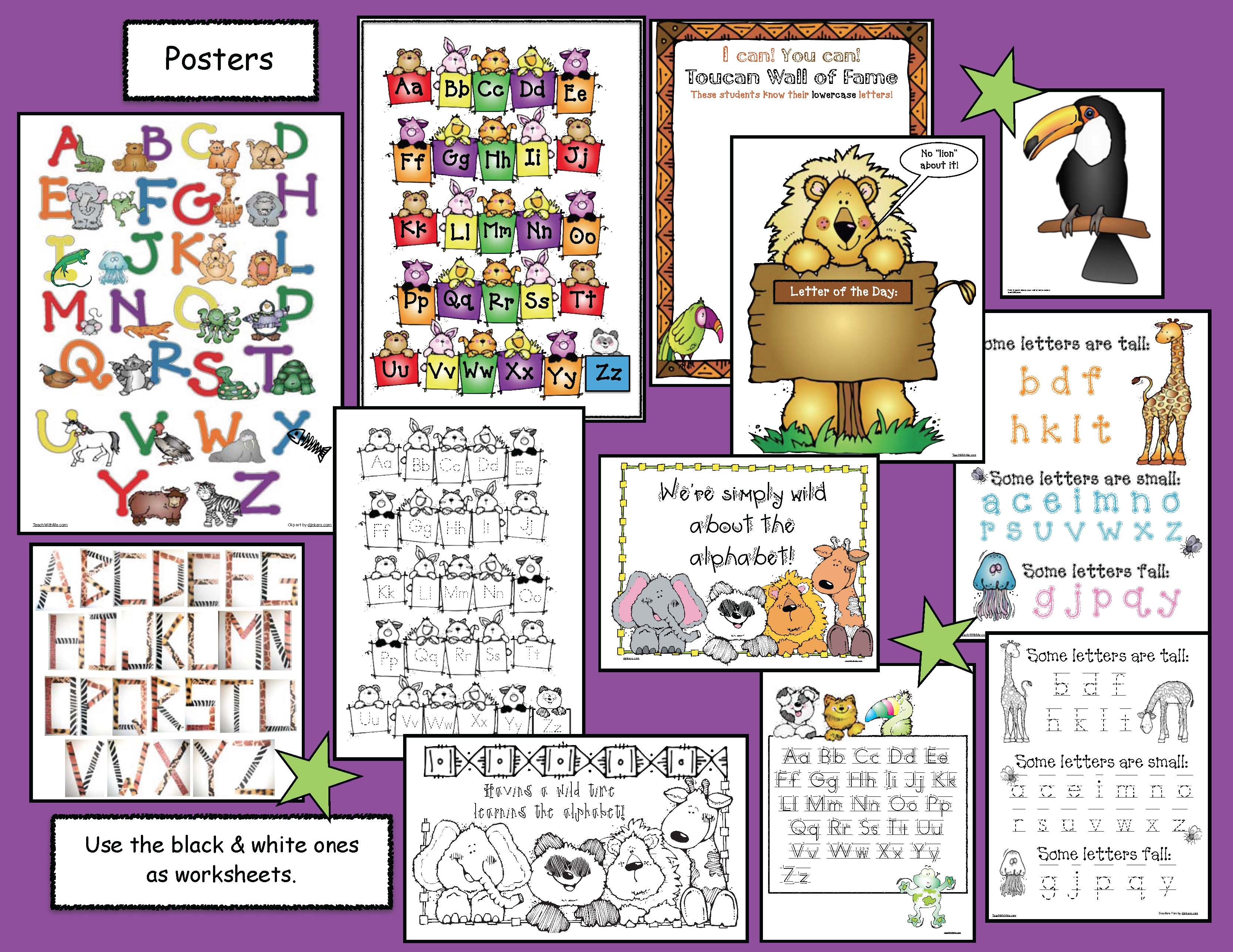 alphabet activities, alphabet crafts, alphabet posters, alphabet cards, alphabet games, alphabet poems, alphabet crafts, alphabet centers, alphabet assessments, animal activities, animal alphabet, alphabet emergent reader, alphabet booklet, animal alphabet booklet, alphabet worksheets