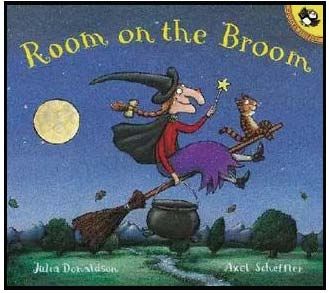 Room on the Broom story, room on the broom activities, room on the broom crafts, storytelling slider for room on the broom, halloween stories, halloween centers, literacy centers, halloween crafts, kids books for halloween, witch craft