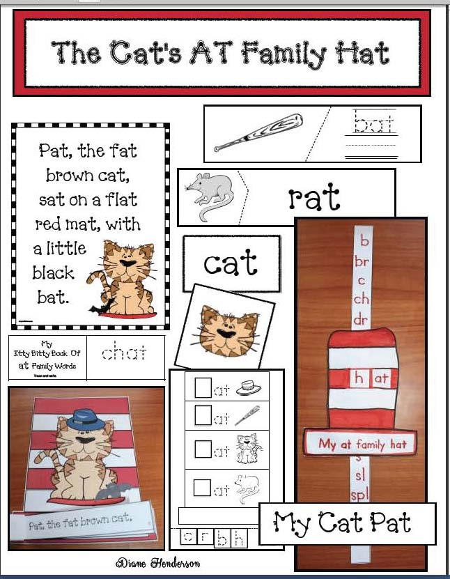 cat in the hat activities, cat in the hat crafts, cat in the hat games, cat in the hat centers, seuss songs, seuss crafts, seuss activities, seuss games, seuss writing prompts, seuss centers,