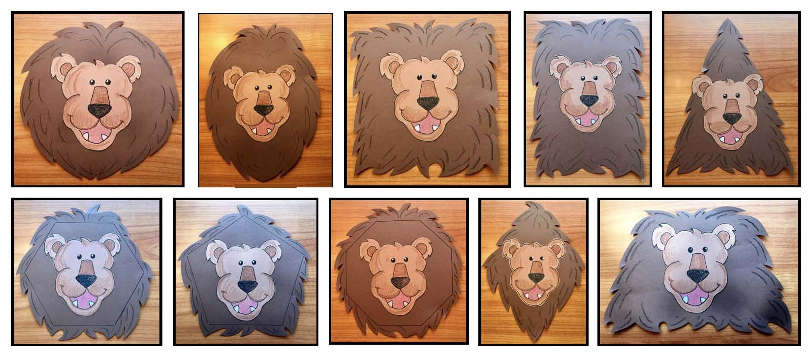 shapely lion sample pictures