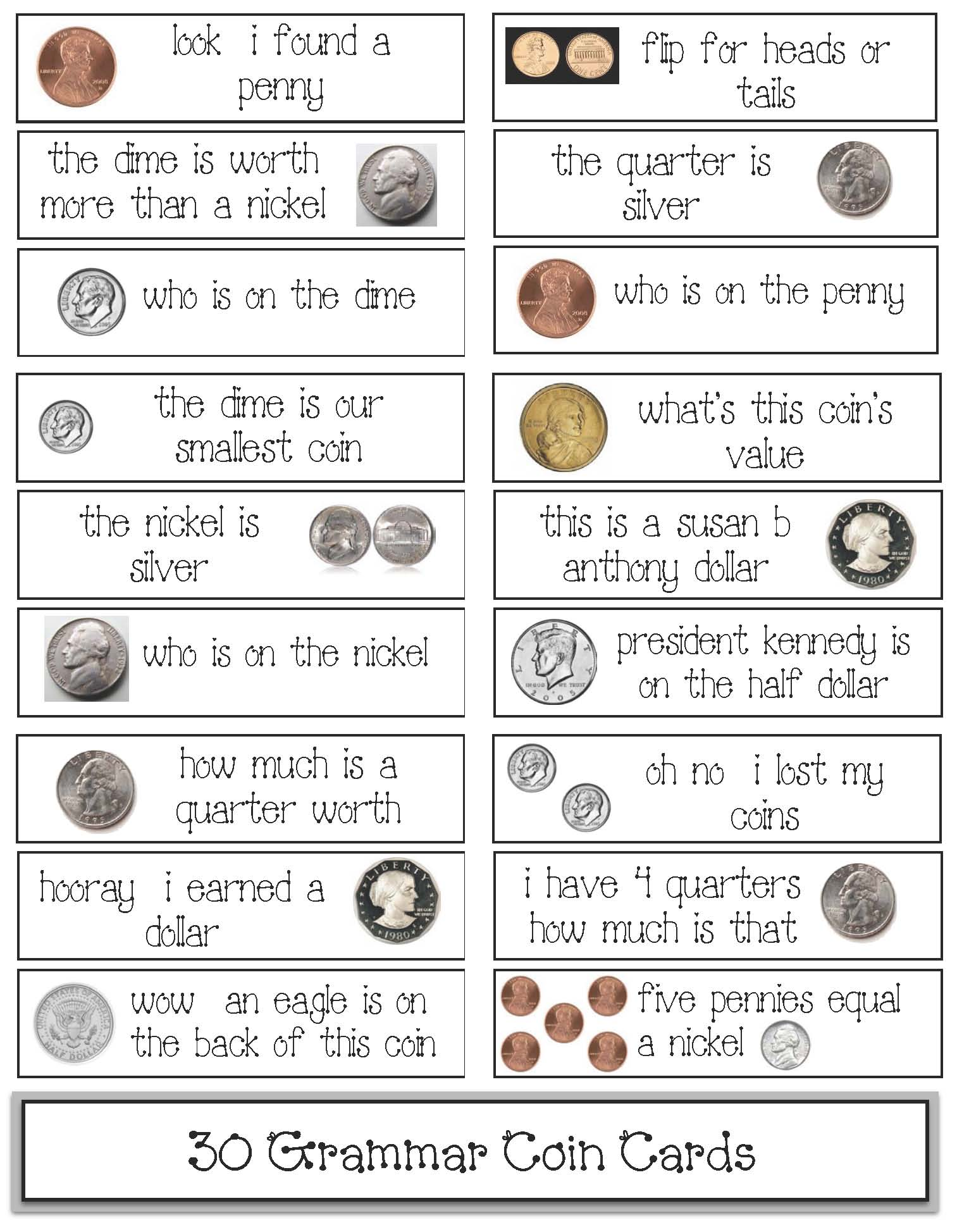 10 frames templates, 10 frames activities, end punctuation activities, beginning capitalization activities, 10 frames with coins on them, 10 frame cards, ten frames templates, ten frames activities, coin activities, coin lessons, coin centers, coin worksheets, coin crafts, coin games, identifying coins, coin posters, coin songs, coin poems, file folder facts, file folder activities, file folder reports, dice games, math games, coin games, presidents day activities, paper coin templates, coin crafts,