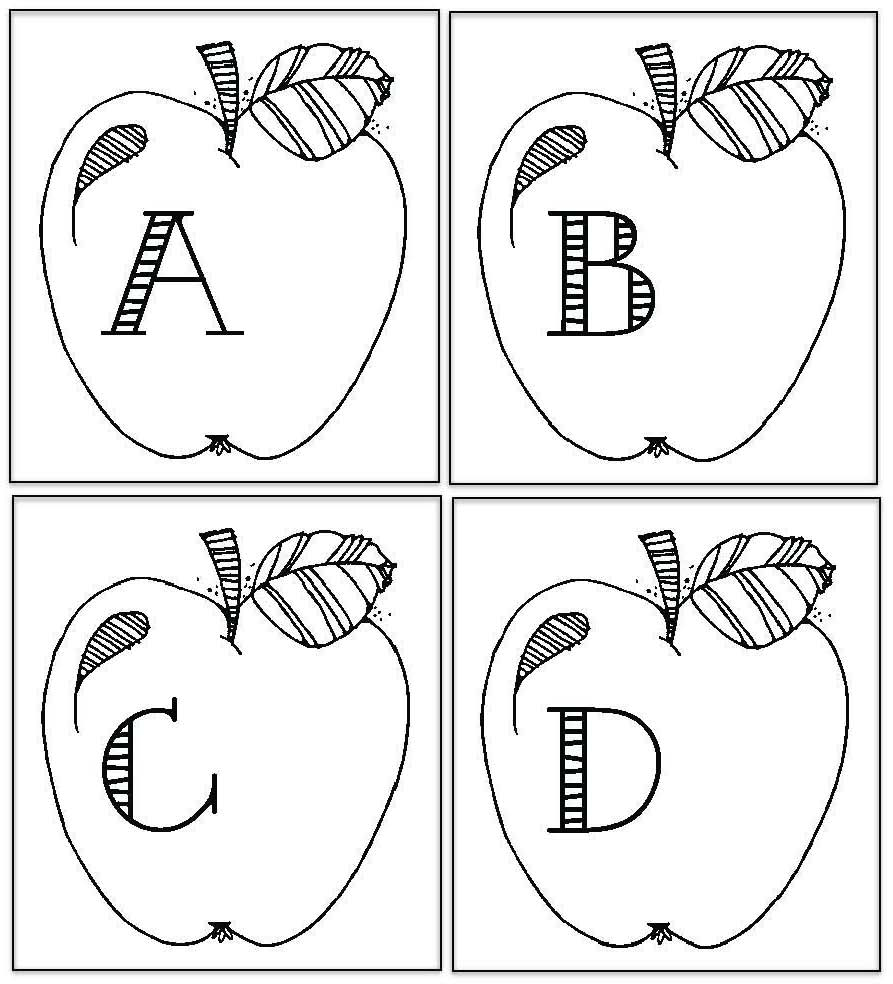 apple activities, apple games, apple crafts, alphabet games, alphabet assessment, alphabet activities, alphabet crafts, CCSS for K, CCSS for 1st