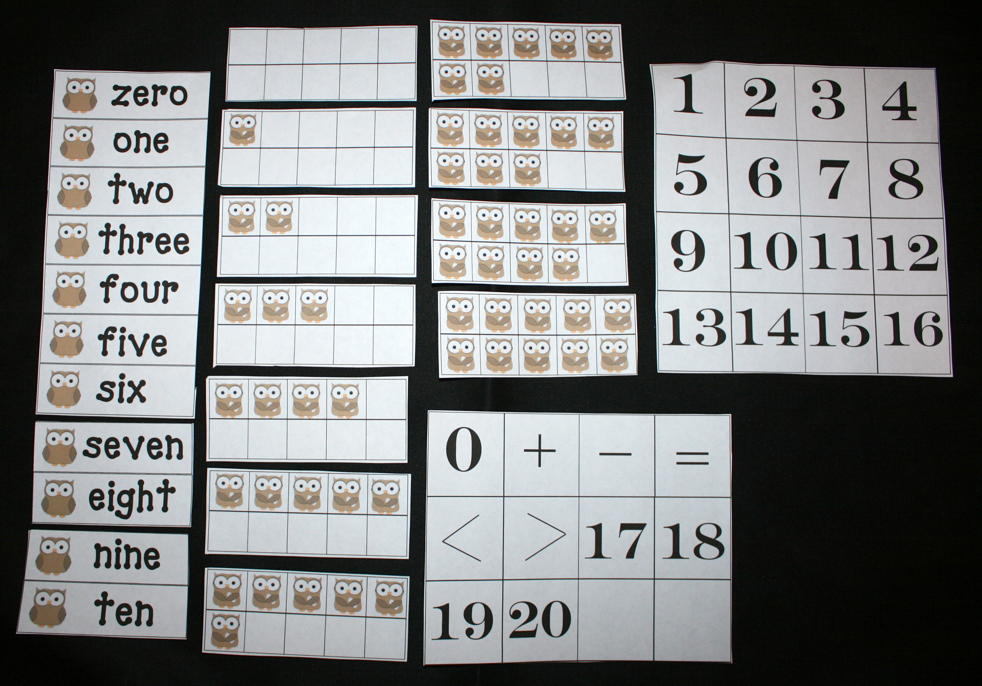 10 frame templates, free ten frame templates, ten frame activities, 10 frame activities, apple lessons, apple activities, pirate activities, owl activities, themed 10 frame templates, subitizing activities, place value activities, number sense, common core math for kndergarten, free common core math for kindergarten, free CCSS