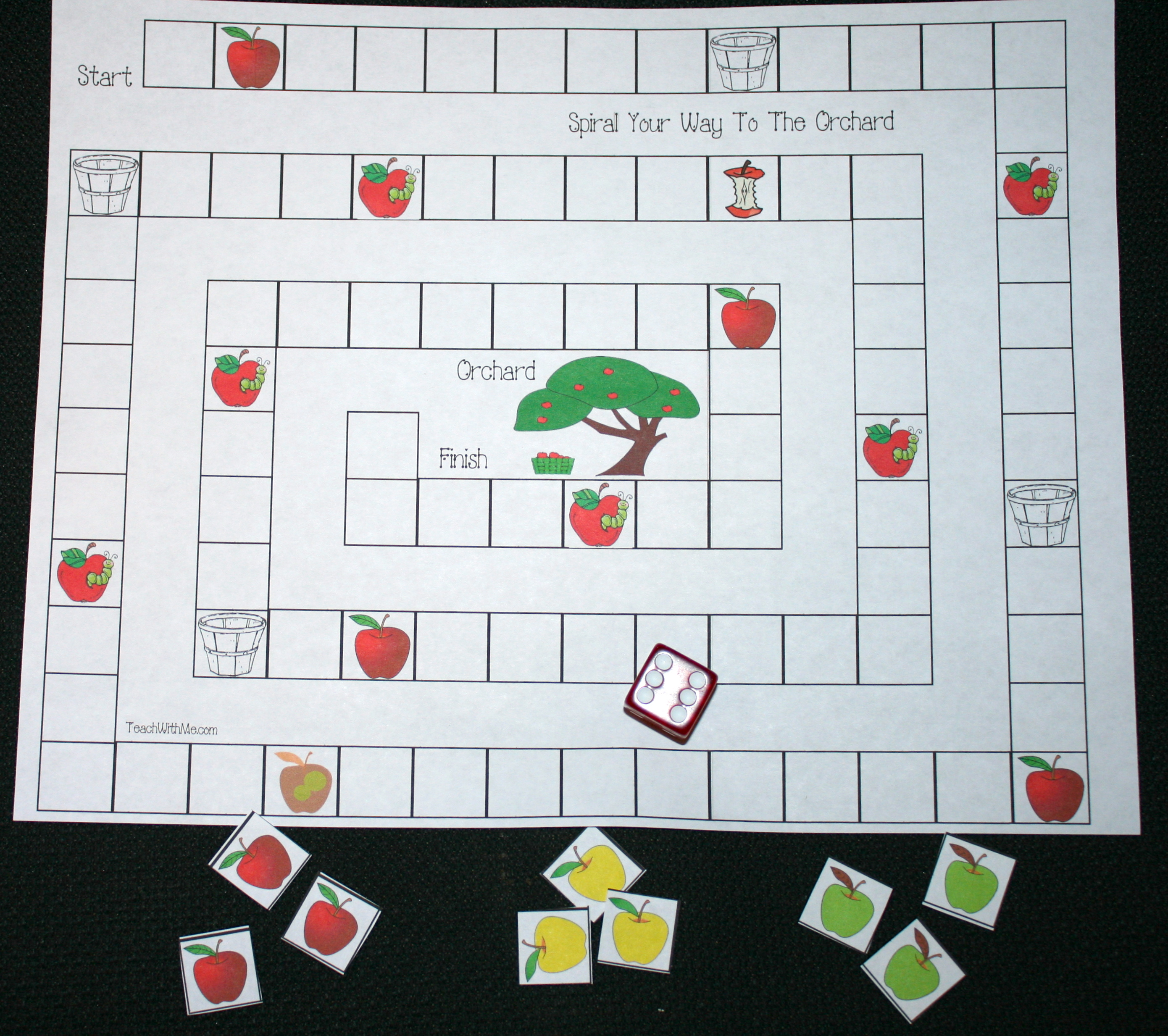 apple activities, apple games, apple math activities, apple counting, apple centers, common core apples