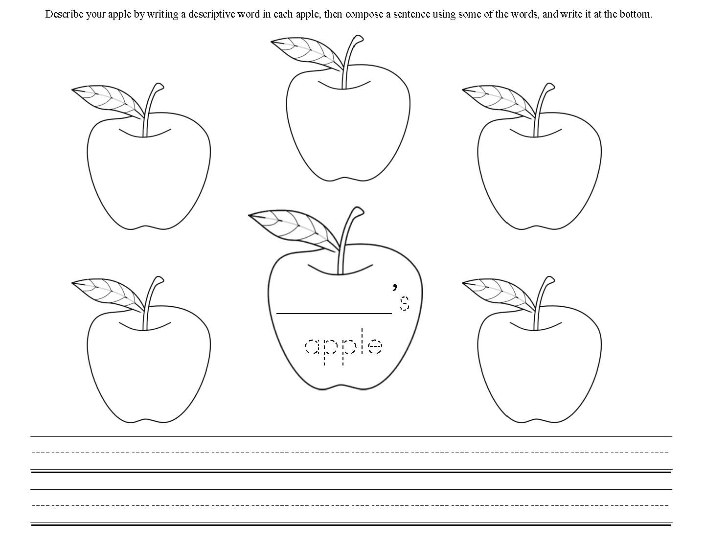 apple games, apple activities, apple lessons, comparing apples with pumpkins, apple venn diagram, venn diagrams, alphabet activities, alphabet games, apple games, apple centers, apple worksheets, apple table top lessons, adjective activities, apple writing prompts, describing apples activities, graphic organizers,apple poster, free posters for school,