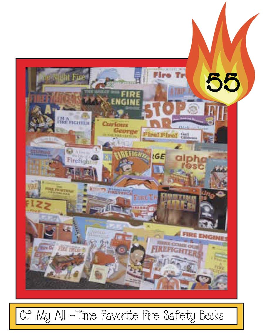fire safety crafts, fire safety activities, fire safety songs, fire safety posters, 55 fire safety books, fire safety writing prompts, stop drop and roll activities,