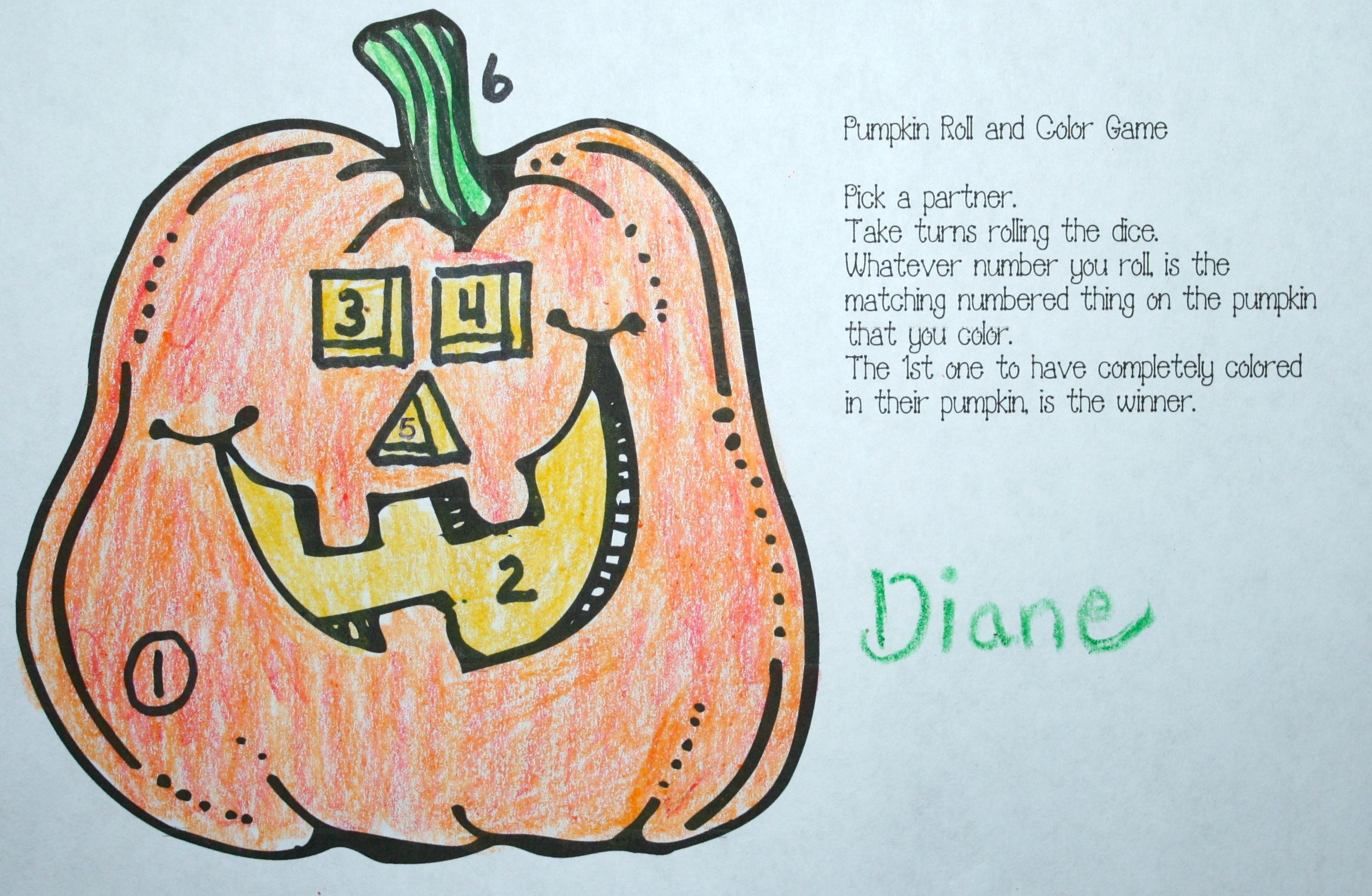 pumpkin activities, pumpkin games, pumpkin math, math games, pumpkin centers, math centers, counting games, counting pumpkins, common core pumpkins, dice games, october games, halloween games, halloween activities,