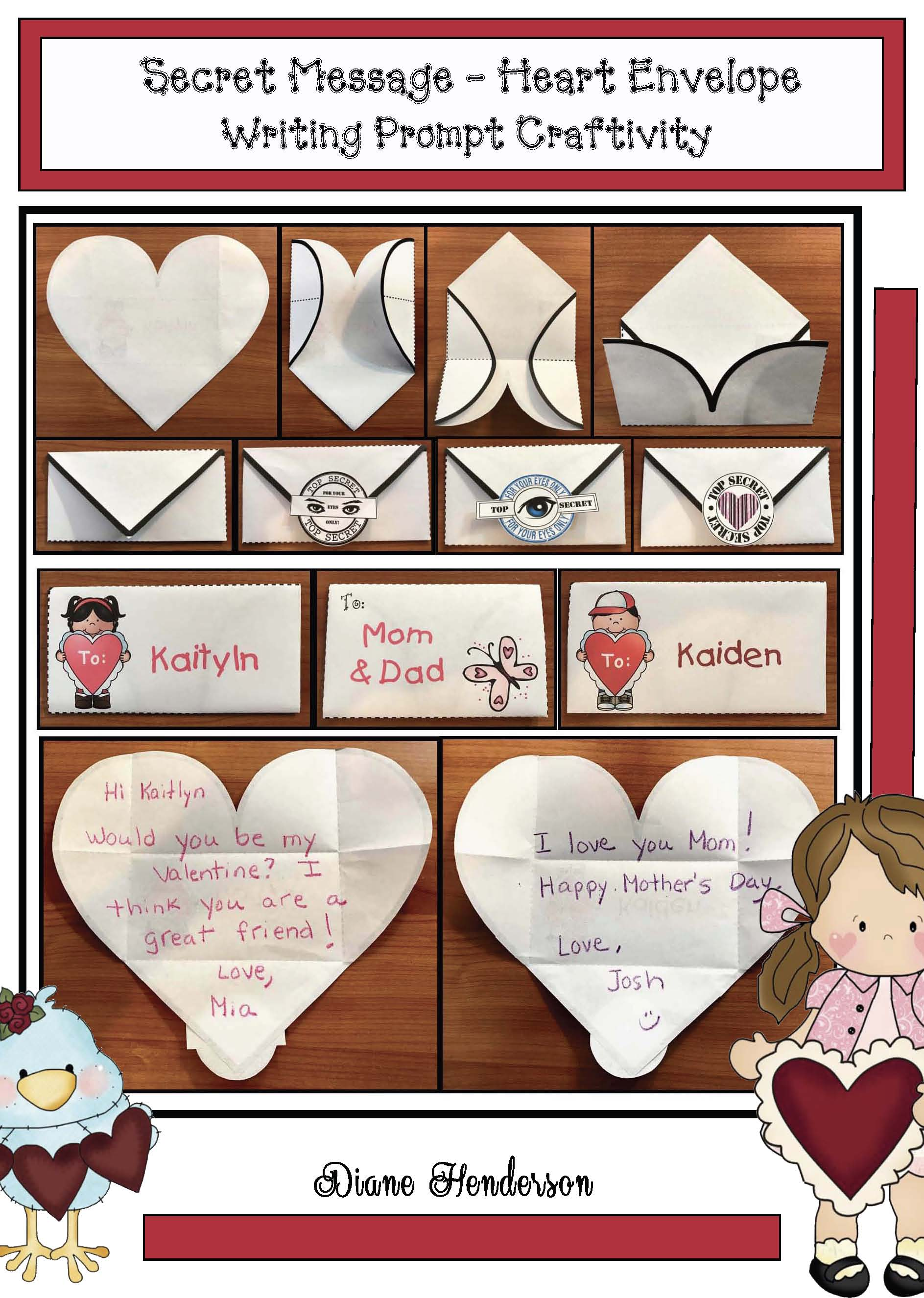 valentines day activities, valentines day cards, valentines day crafts, Mother's day activities, father's day activities, mothers day cards,  veterans day activities, grandparents day activities