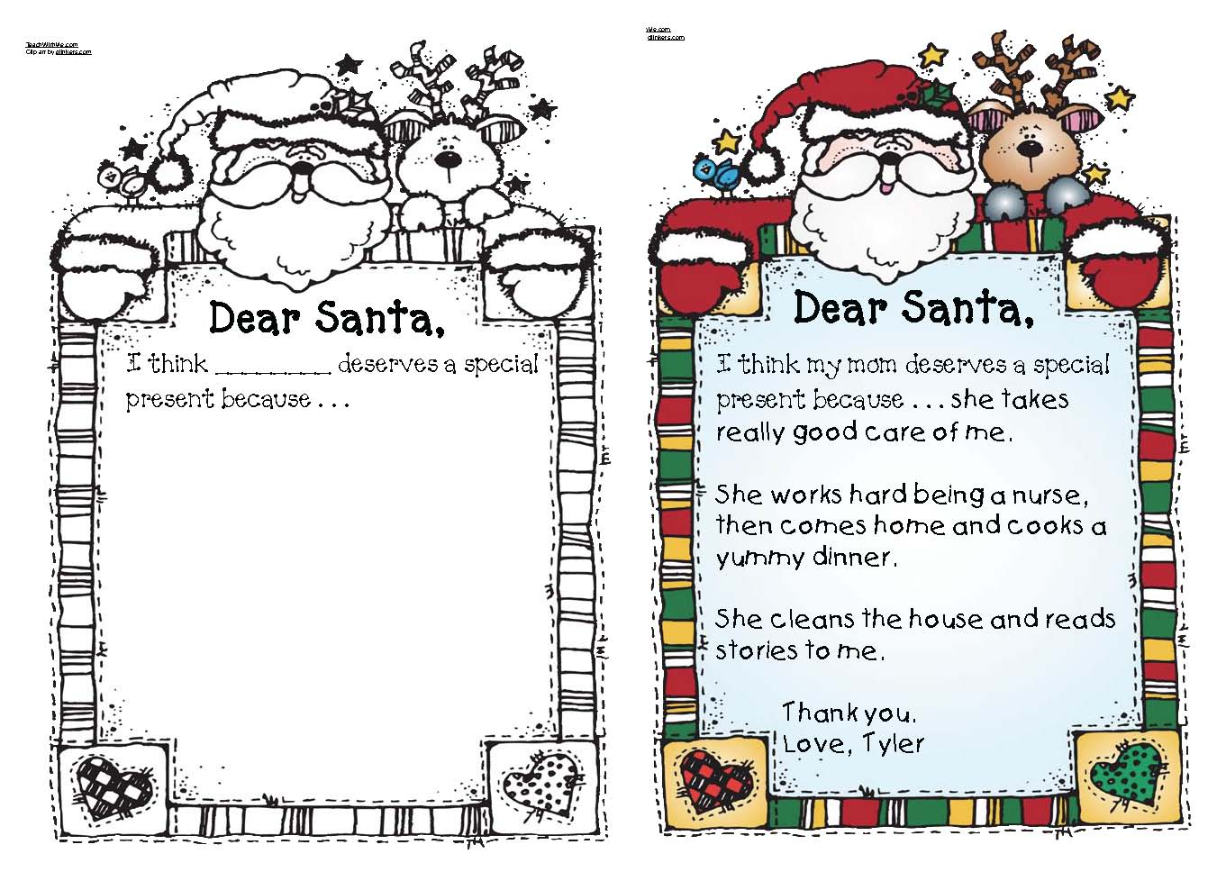 creative writing prompts for Christmas, writing prompts for december, december bulletin board ideas, dear santa letter, spin a Christmas story, writing games and activities for winter