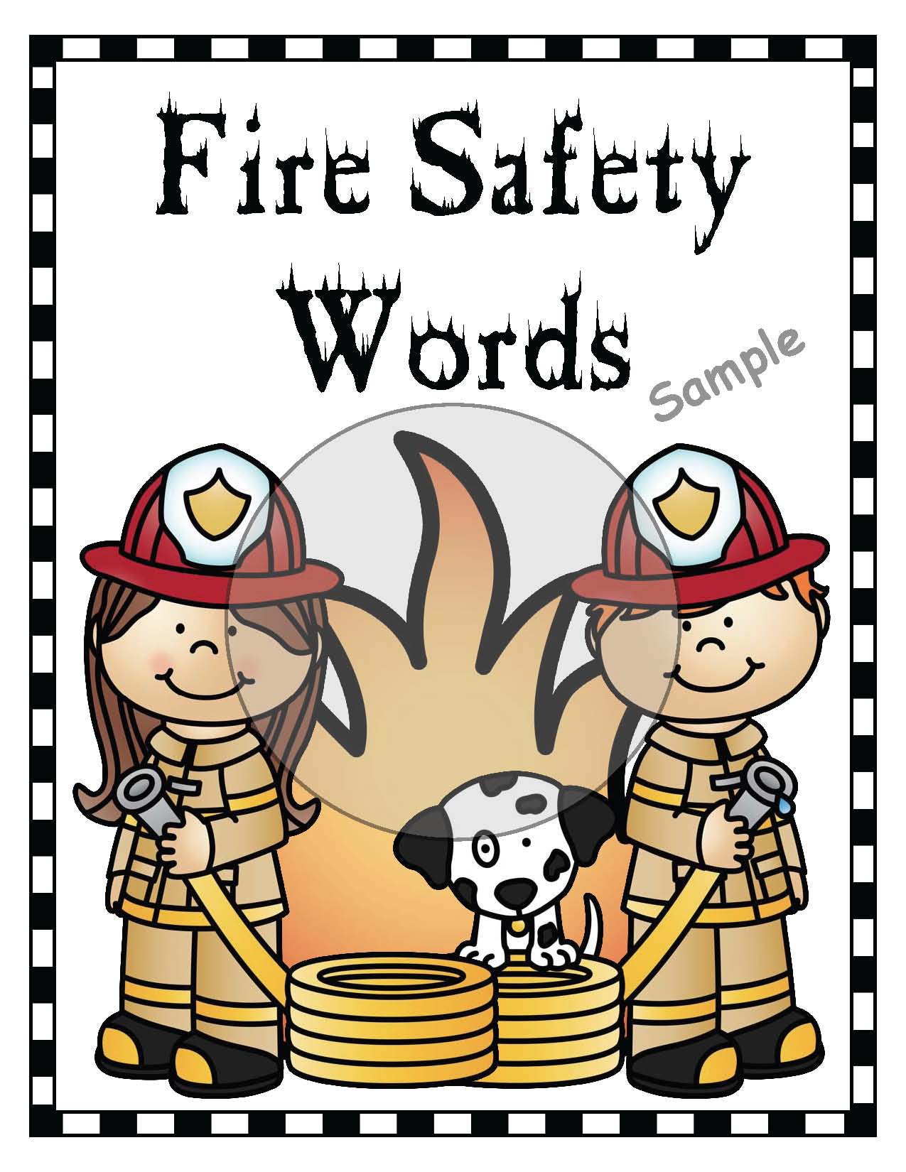 fire safety crafts, fire safety word work, fire safety bookl, fire safety rules, fire safety posters, fire escape plan, fire safety songs, the wheels on the fire truck song, fire escape plan homework connections,