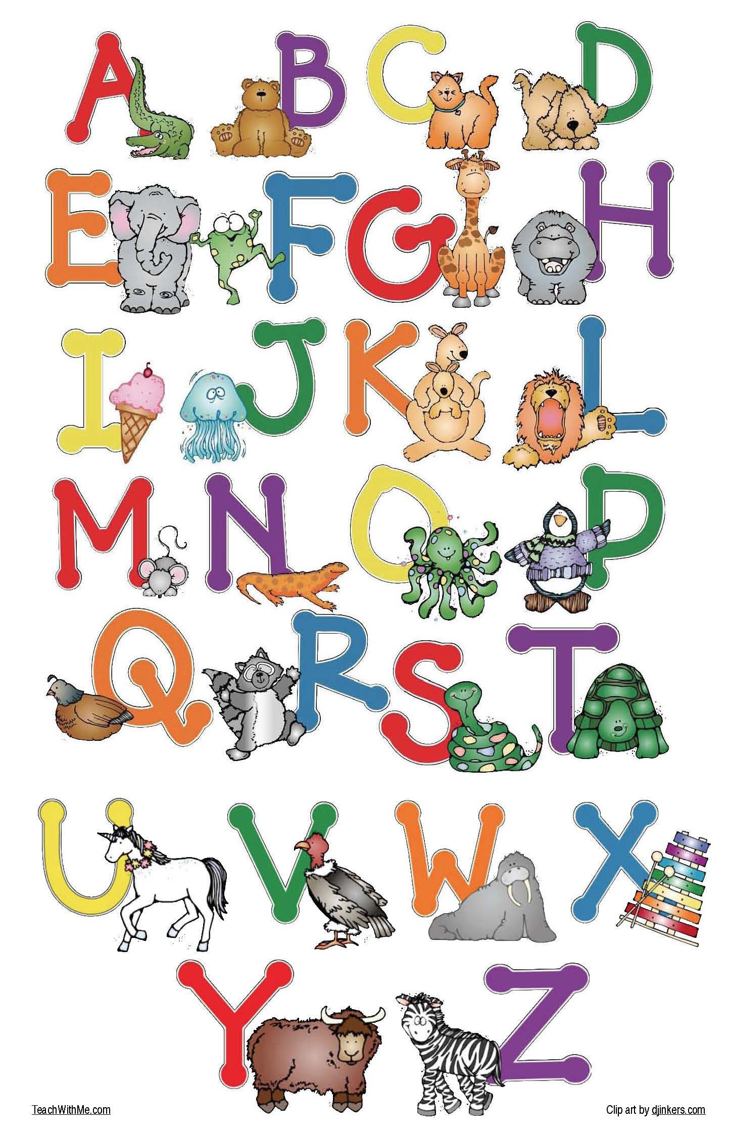 zoo activities, zoo fieldtrip activities, alphabet activities, alphabet booklet, animal alphabet booklet, alphabet games, alphabet anchor chart, alphabet posters, free alphabet posters, free anchor charts, common core state standards for kindergarten, common core state standards for first grade