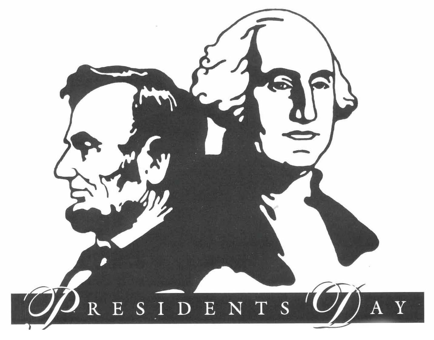 presidents day clip
