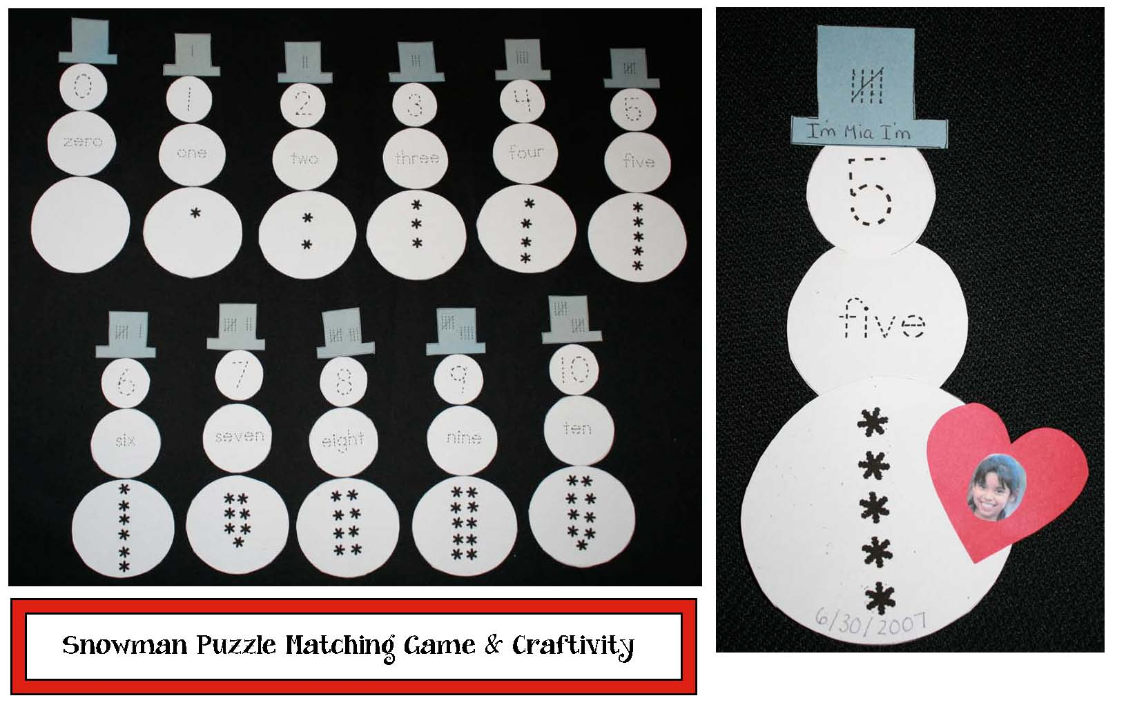 snowman activities, snowman crafts, alphabet activities, alphabet games, number games, math activities, math centers, math games, small medium large activities, winter arts and crafts, winter word games, snowman puzzles, number puzzles, inter crafts, snowman crafts