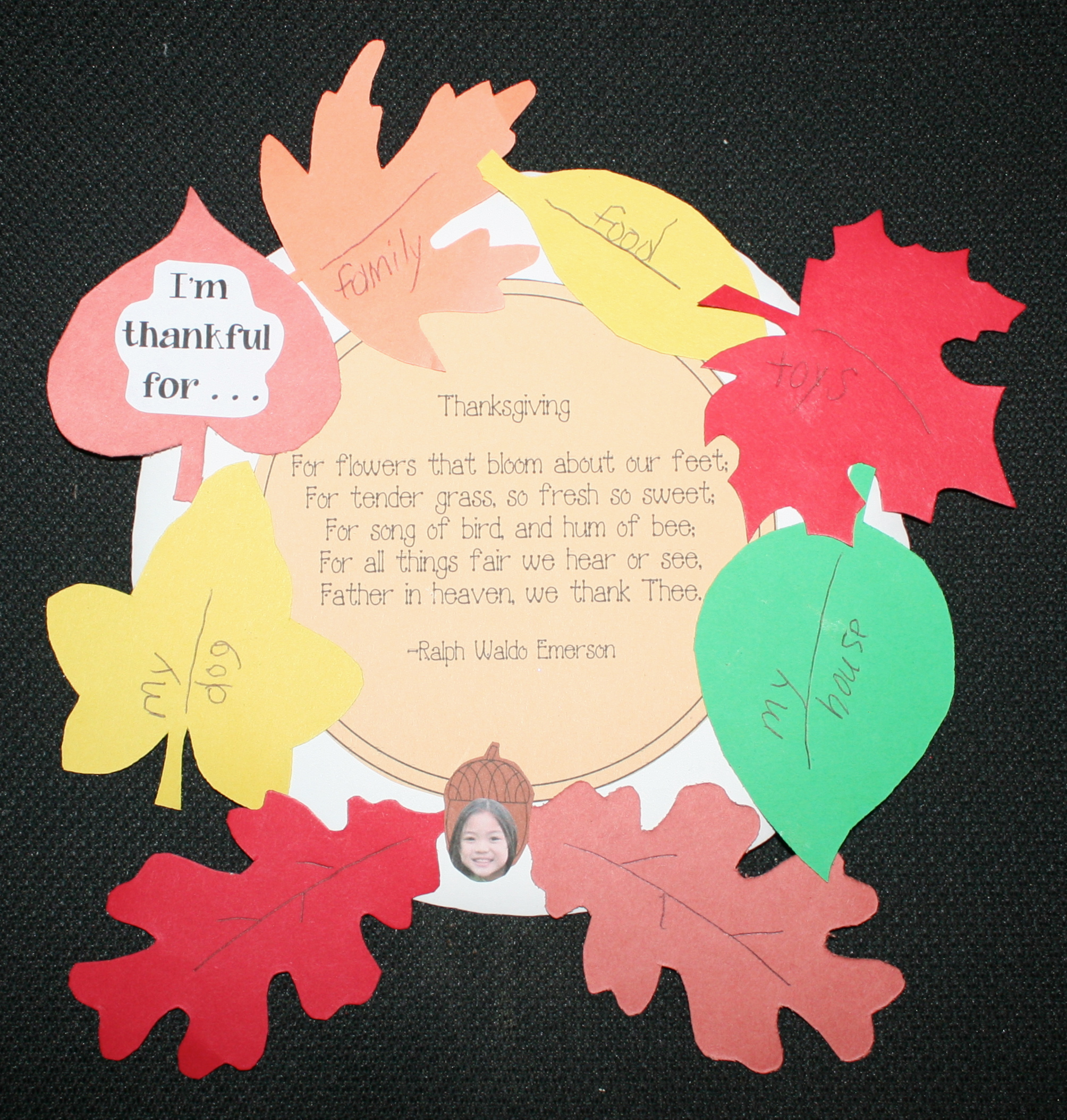 acorn crafts, thanksgiving crafts, acorn activities, thanksgiving activities, november bulletin boards, fall bulletin boards, thanksgiving bulletin boards, I'm thankful for writing prompts, thanksgiving wreath, thankful wreath, thankful tree