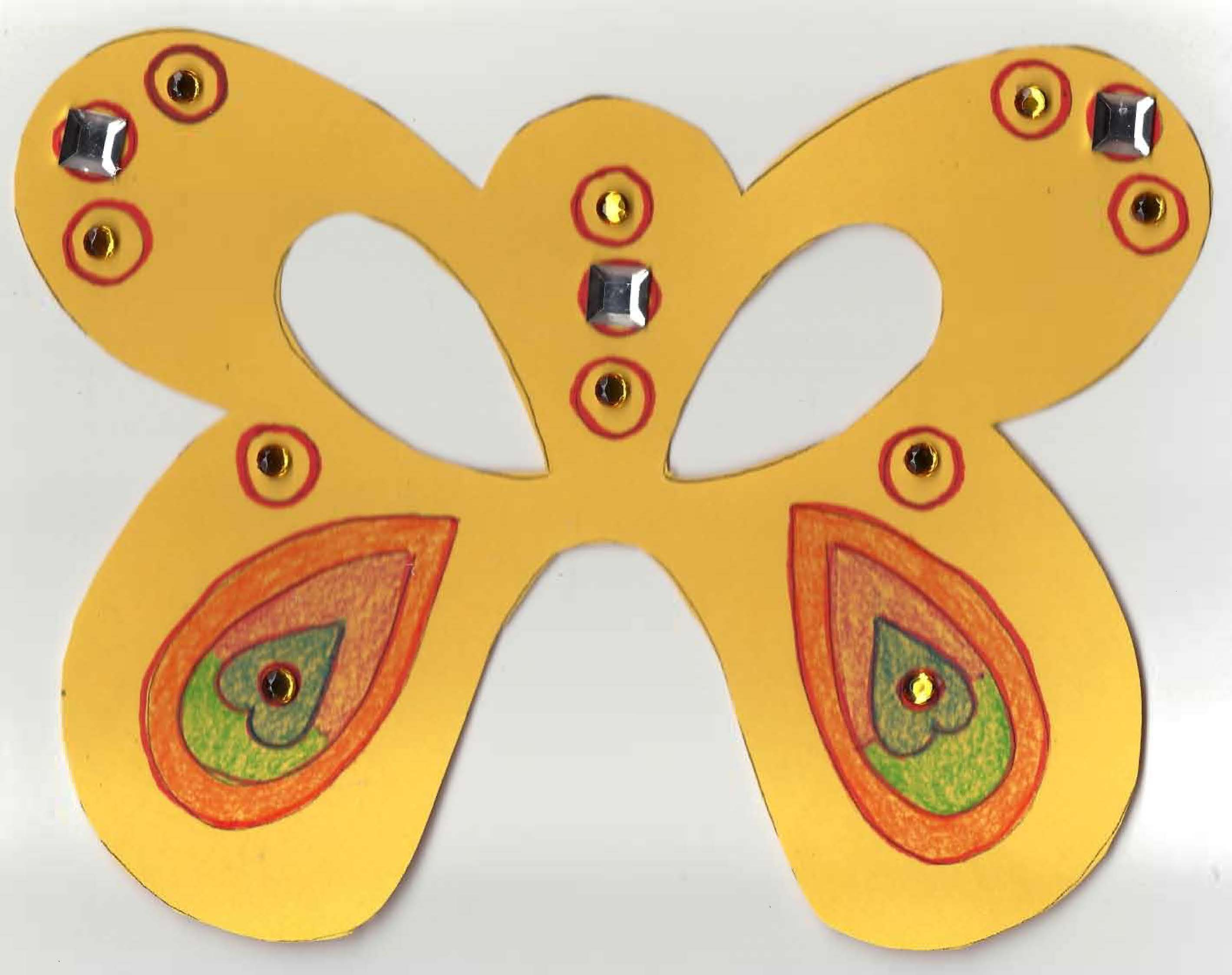 butterfly mask, butterfly art project, life cycle of a butterfly