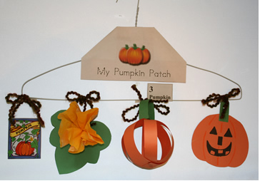 Pumpkin_Patch_Mobile, pumpkin arts and crafts, life cycle of a pumpkin
