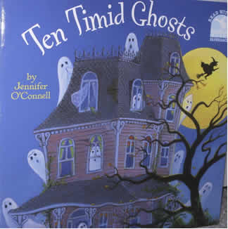 Ten_Timid_Ghosts_Halloween Book