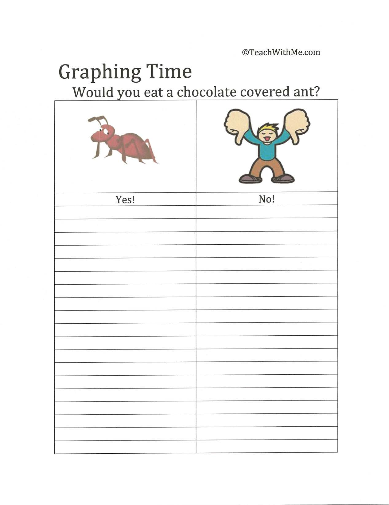 ant graph, ant activities, ants, 100 day activities, 100 day ideas, 100 day centers, 100 day math activities, 100 day certificates, 100 day bulletin board ideas, 100 day bulletin boards, 100 day booklet, 100 day necklace, counting by 10's to 100, counting by 5's to 100, ant project, ant centers, ants in your pants,