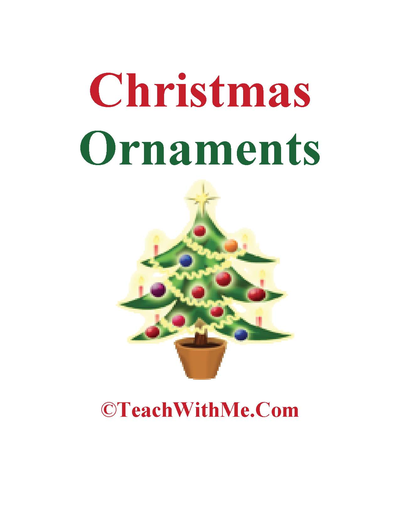 Christmas ornaments, December centers, December bulletin boards, December activities, December gifts, Christmas ornaments, December arts and activities, December lessons, December activities, counting to 10, +1 more activities, bulletin board boarders, December arts and crafts,