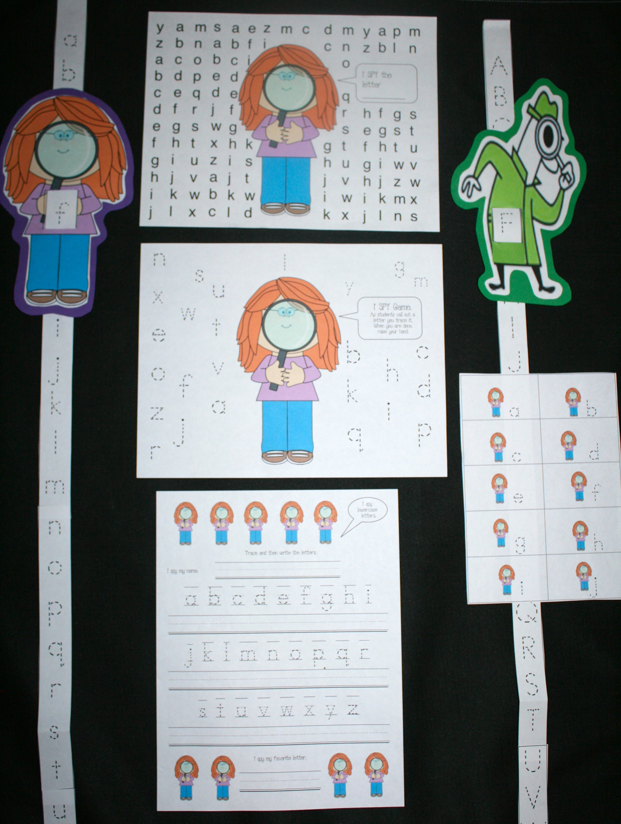 common core lessons for kindergarten, common core lessons for 1st grade, letter activities, letter lessons, alphabet activities, alphabet lessons, letter identification, letter assessments, traceable alphabet cards, alphabet flashcards, alphabet bookls, upper and lowercase letter identification activities, traceable alphabet worksheets, I spy upper and lowercase letter activities, alphabet letter sliders, alphabet games,
