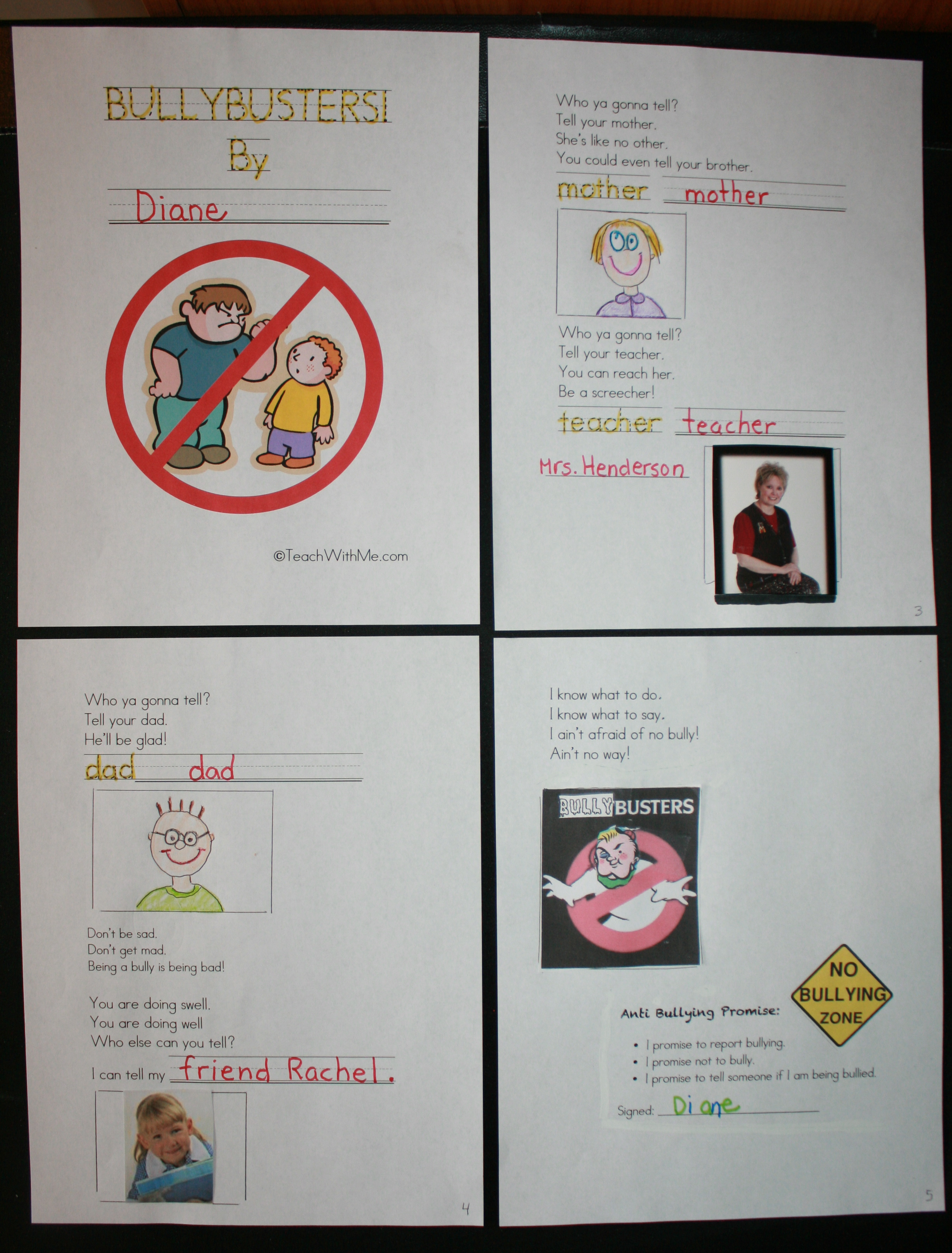 anti bullying activities, no bullying booklet, no bullying activities, bullying activities, bullying booklet, activities about bullying, bully free school zone, no bullying posters, anti-bullying posters, bully free school zone posters, no cyber bullying activities,