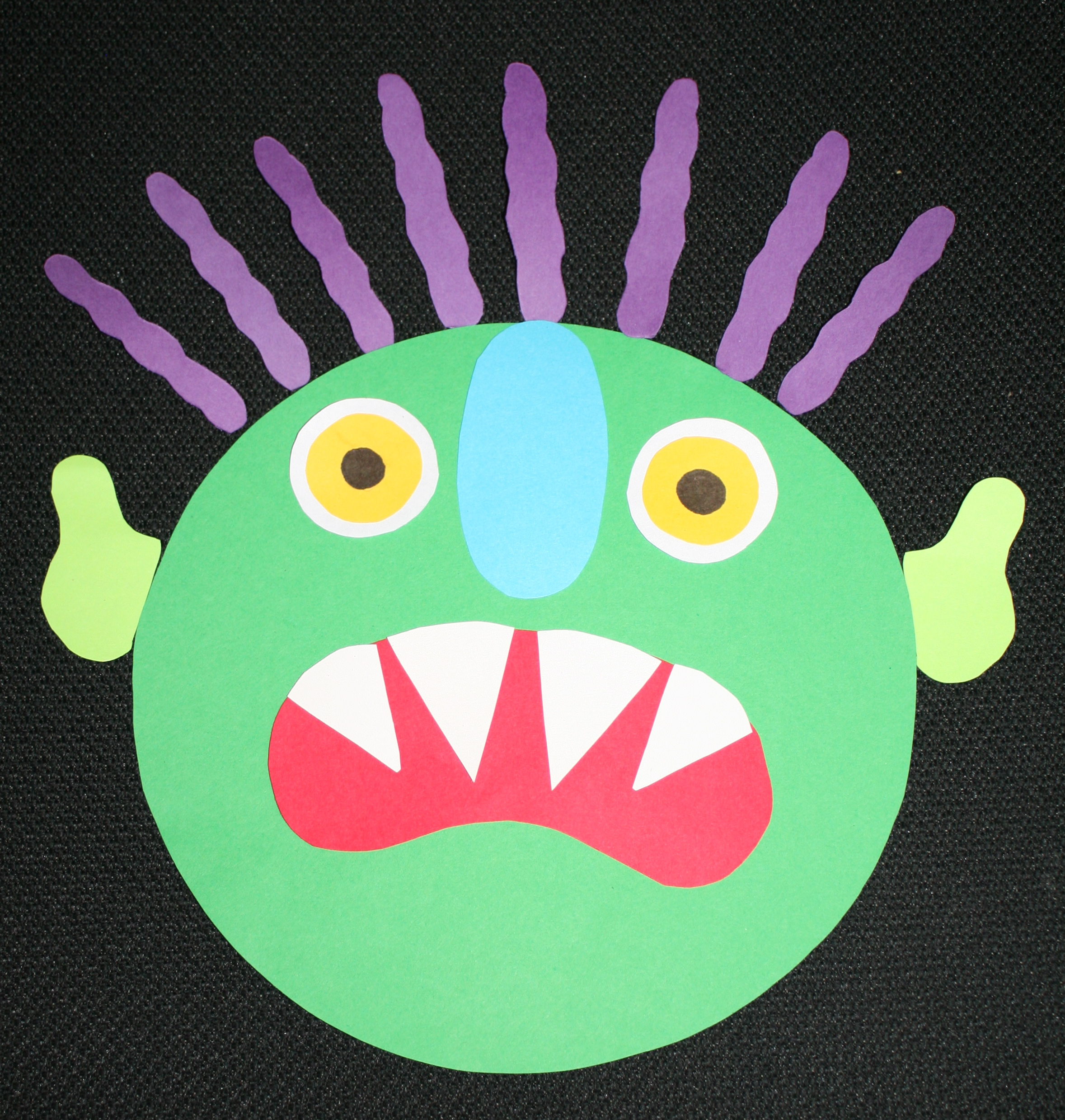 go away big green monster activities, glad monster sad monster activities, october books, october bulletin board ideas, Halloween bulletin boards, bulleting board ideas for october, monster ideas