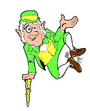 leprechaun, behavior management for March, getting students to behave, St. Patrick's Day ideas