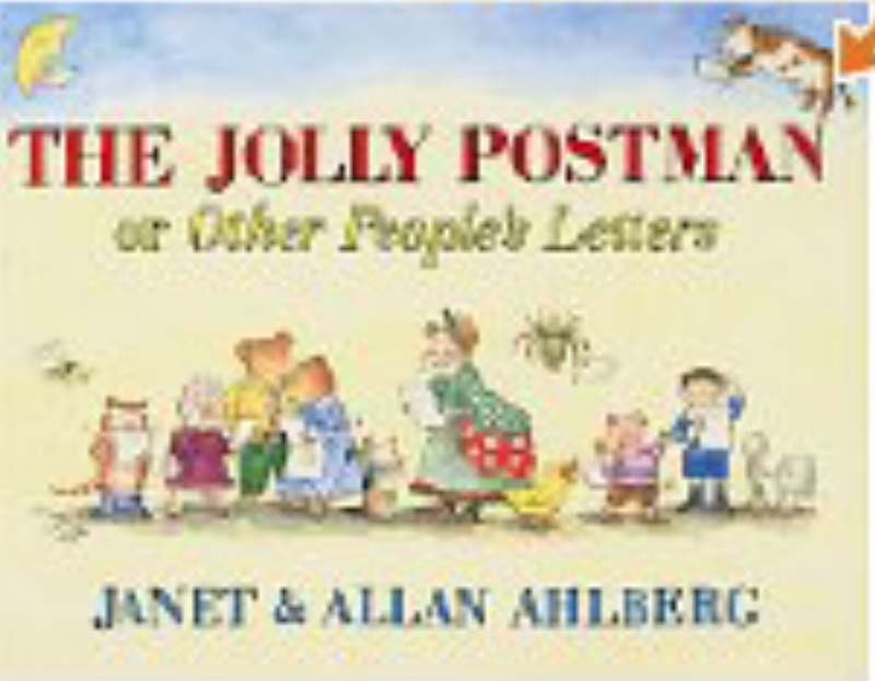 Jolly Postman Book and Activity for February