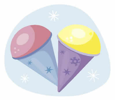 snow cone recipe, no bake recipes, easy recipes for kids, winter recipes for kids