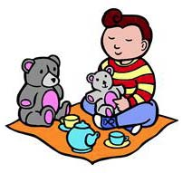 teddy bear's picnic, writing prompts, writing prompts for July