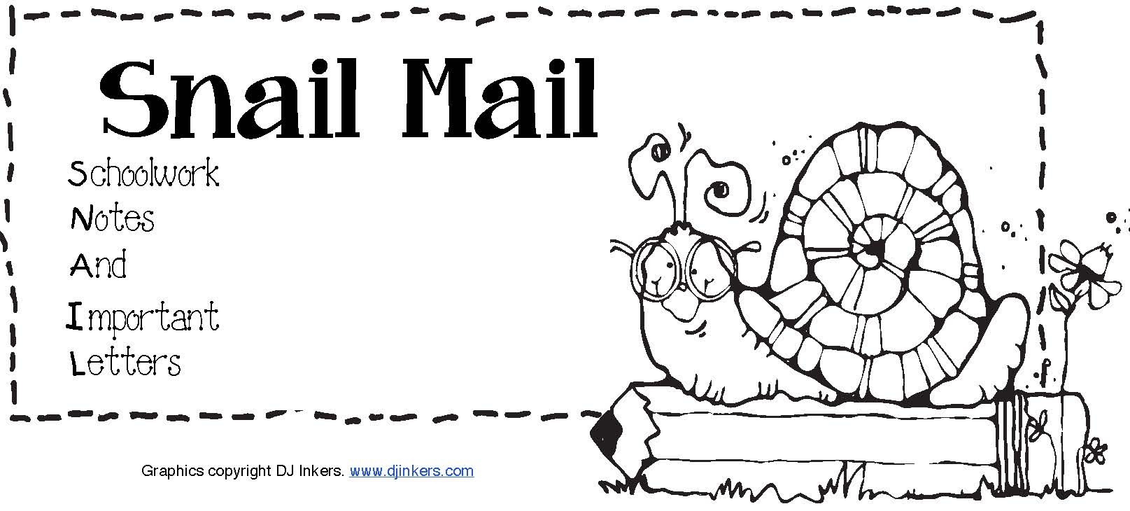 snail mail folder, back to school ideas, tips for getting organized, parent communication, take home folders, classroom management tips, ideas for corresponding with parents,